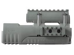 Mission First Tactical Tekko 2-Piece Handguard with Integrated Rail System AK-47 Polymer Foliage Green