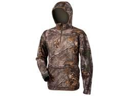 Scent-Lok Men's Reticle Hooded Sweatshirt Polyester Realtree Xtra Camo Medium 38-40
