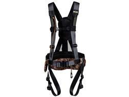 Summit Seat-O-The-Pants STS Pro Treestand Safety Harness Realtree AP Camo Large
