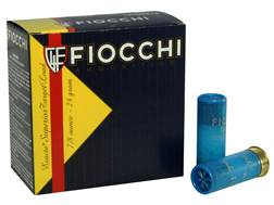 "Fiocchi Exacta Superior Target Trainer Ammunition 12 Gauge 2-3/4"" 7/8 oz #7-1/2 Shot Box of 25"