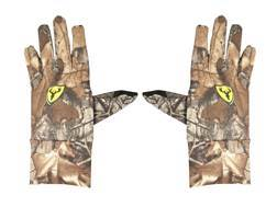 ScentBlocker Men's Trinity Scent Control Gloves Polyester Realtree Xtra Camo Medium/Large