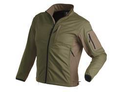 Browning Black Label Tracer Soft Shell Jacket Forest and Desert