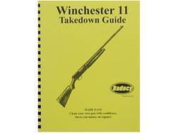 """Radocy Takedown Guide """"Winchester 11"""""""