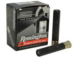 "Remington HD Ultimate Defense Ammunition 410 Bore 3"" 000 Buckshot 5 Pellets Box of 15"