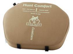 Lone Wolf Hunt Comfort Treestand Seat Cushion Foam Coyote Tan