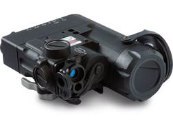 Steiner DBAL-D2 Dual Beam Aiming Laser Green with IR LED Illuminator, Quick Detach Picatinny-Style M