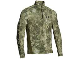 Under Armour Men's ISO-Chill Element Long Sleeve Shirt Quarter Zip Nylon