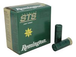"Remington Premier STS Light Target Ammunition 12 Gauge 2-3/4"" 1-1/8 oz #7-1/2 Shot Box of 25"