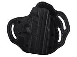 DeSantis Intimidator Belt Holster Sig Sauer P229, P229R, P229DAK P220, P220R, P226 Kydex and Leather Black