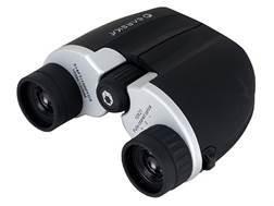 Barska Blueline Binocular 10x 21mm Porro Prism with Ruby Coated Lens Rubber Armored Black