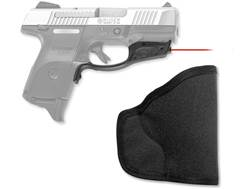 Crimson Trace Laserguard Ruger SR9C Polymer Black with Pocket Holster