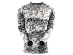 Sitka Gear Men's Core Lightweight Crew Shirt Long Sleeve Polyester