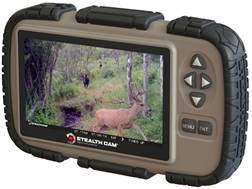 Stealth Cam CRV-43 SD Card Reader/Viewer