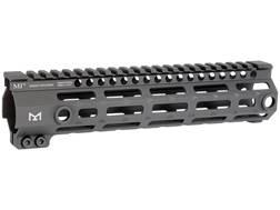 Midwest Industries 3GM Series Free Float Gen 3 M-Lok Handguard AR-15 Mid Length Aluminum Black