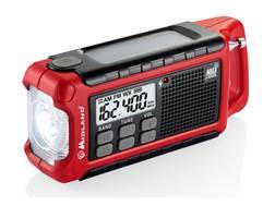 Midland ER210 Emergency Crank Weather Alert Radio
