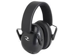 Radians Lowset Earmuffs (NRR 21 dB) Black