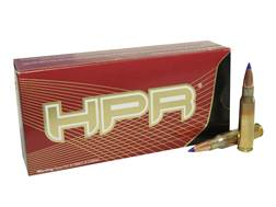 HPR HyperClean Ammunition 308 Winchester 150 Grain Barnes Tipped Triple-Shock X Bullet Boat Tail Lead-Free Box of 20