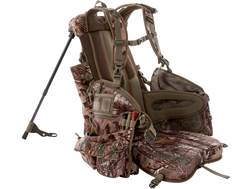 Tenzing TZ TP14 Turkey Pack with Seat Polyester and Nylon Ripstop Realtree Xtra Camo