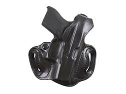 DeSantis Thumb Break Mini Slide Belt Holster Right Hand Kel-Tec PMR-30 Leather Black