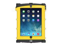 Snow Lizard SLXtreme iPad Gen 4 Waterproof Tablet Case Safety Yellow