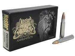 Nosler Safari Ammunition 416 Rigby 400 Grain Partition Box of 20