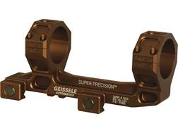 Geissele Super Precision Extended Cantilever Mount with Integral 30mm Rings 7075-T6 Aluminum Desert