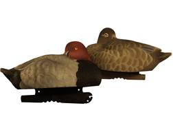 GHG Pro-Grade Redhead Sleeper Duck Decoy Pack of 6