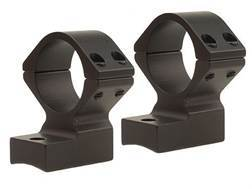 "Talley Lightweight 2-Piece Scope Mounts with Integral 1"" Rings Winchester 70 Post-64 Matte Medium- Blemished"