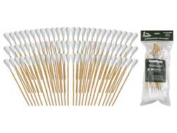 RamRodz Cotton Gun Cleaning Swabs .50 Caliber Package of 75