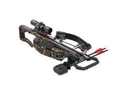 Barnett BC Raptor Reverse Draw CRT Crossbow Package with Illuminated Scope High Definition Camo