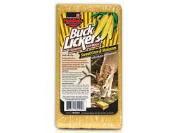 Evolved Habitats Buck Lickers Deer Supplement Block 4 lb