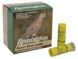 """Remington Heavy Dove Ammunition 20 Gauge 2-3/4"""" 1oz #6 Shot Box of 25"""