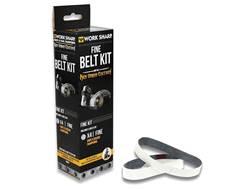 Work Sharp Fine X4 Grit Belt Accessory Kit Ken Onion Edition