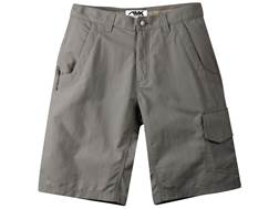 "Mountain Khakis Men's Granite Creek Shorts Nylon Ash 32"" Waist 11"" Inseam"