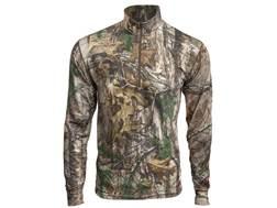 Core4Element Men's Merino 190 Lightweight 1/4 Zip Base Layer Shirt Long Sleeve Merino Wool