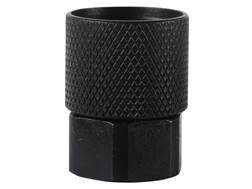 "Advanced Armament Co (AAC) 1/2""-28 Thread Adapter with Thread Protector for Sig Sauer Mosquito with Threaded Factory Barrel Steel Black"
