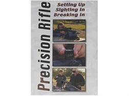 "Gun Video ""Precision Rifle: Setting Up, Sighting In, Breaking In"" DVD"