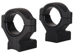 "Remington 2-Piece Scope Mounts with Integral 30mm Rings, 1"" Inserts Remington 700 Matte High"