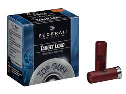 "Federal Top Gun Ammunition 12 Gauge 2-3/4"" 1-1/8 oz #7-1/2 Shot"