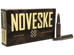 Noveske Ammunition 7.62x51mm 168 Grain Ballistic Glow Tip Box of 20