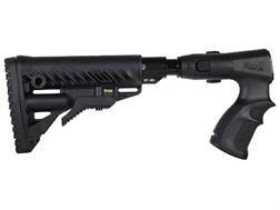 Mako M4-Style Collapsible Side Folding Buttstock with Recoil Reducing Shock Absorber Remington 87...