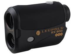 Leupold RX-800i with DNA Laser Rangefinder 6x Black