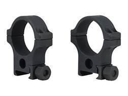 Zeiss 34mm Weaver-Style Rings Matte Medium
