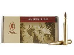 Nosler Custom Ammunition 300 H&H Magnum 180 Grain Partition Spitzer Box of 20