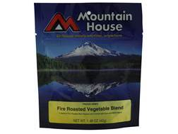 Mountain House Fire Roasted Veggie Blend Freeze Dried Food 2 Servings