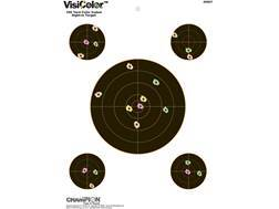 "Champion VisiColor Sight-In Targets 13"" x 18"" Paper Package of 10"