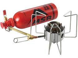 MSR Dragonfly Camp Stove Aluminum and Steel