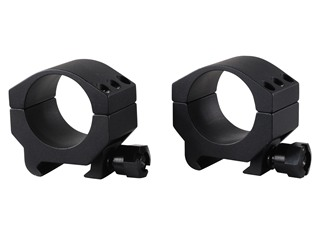 Burris 30mm Xtreme Tactical Weaver Style Rings Matte