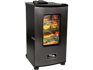 Masterbuilt 30 4 Tray Digital Electric Smoker Cover Steel