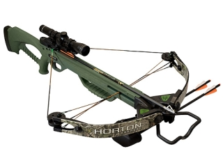 Horton The Brotherhood Crossbow Package w/ 4x32mm Mult-A-Range Scope
